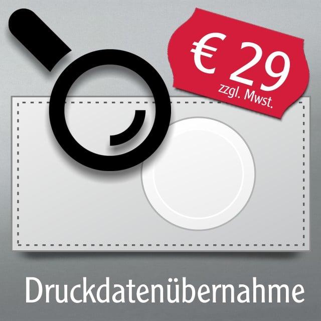 Druckdatenübernahme (29,00 EUR)