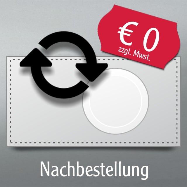 Unveränderte Nachbestellung (0,00 EUR)