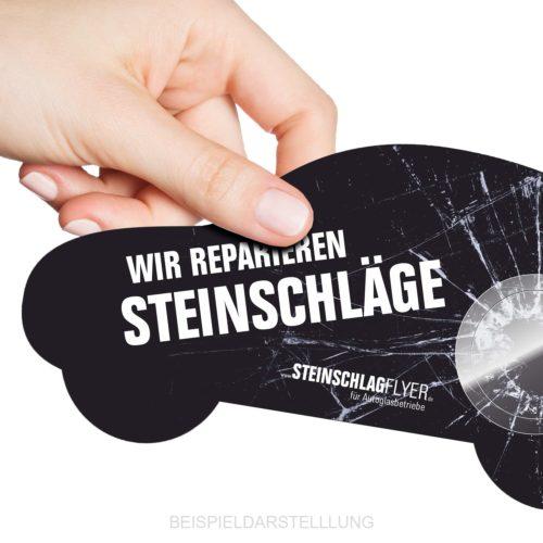 Steinschlagflyer - Autoform