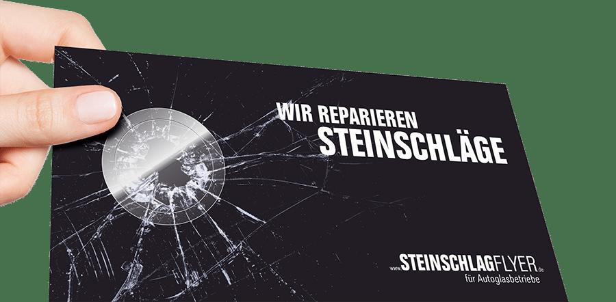DIN Lang Steinschlagflyer